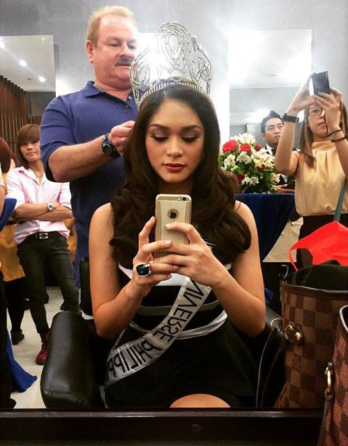 Pia Alonzo Wurtzbach- MISS UNIVERSE 2015- Official Thread - Page 2 11401110