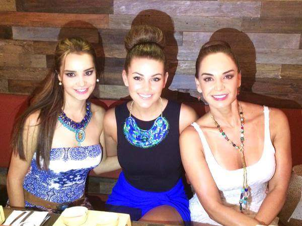 The Official Thread of Miss World 2014 ® Rolene Strauss- South Africa - Page 14 11745810