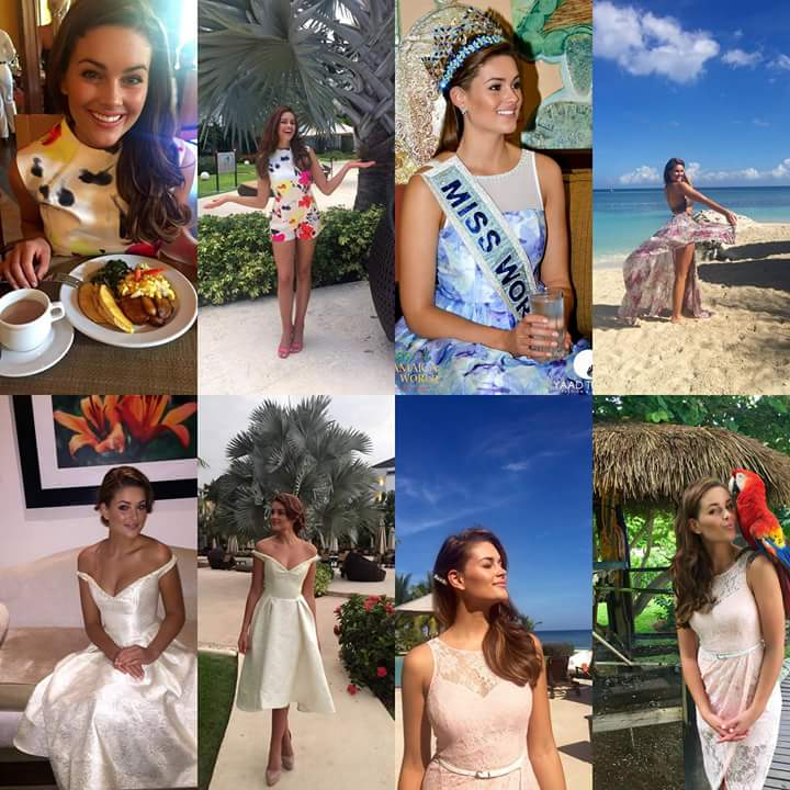 The Official Thread of Miss World 2014 ® Rolene Strauss- South Africa - Page 14 11903711