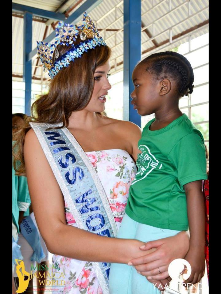 The Official Thread of Miss World 2014 ® Rolene Strauss- South Africa - Page 14 11904610