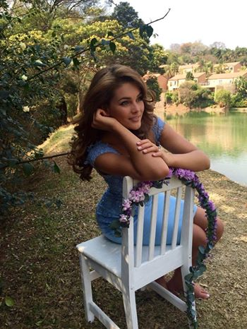 The Official Thread of Miss World 2014 ® Rolene Strauss- South Africa - Page 14 11923210