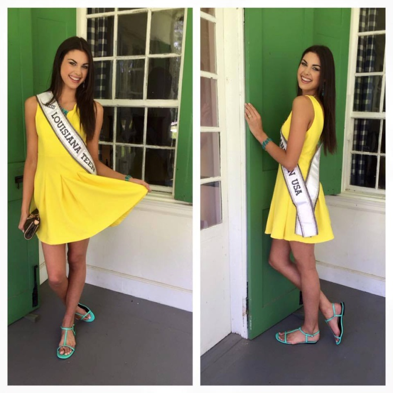 Road to Miss Teen USA 2015, finals August 22, 2015 - Page 3 11924310