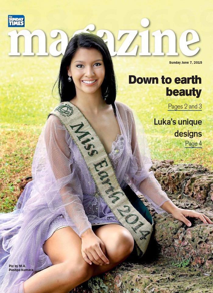 The Official Thread of MISS EARTH® 2014 Jamie Herrell, Philippines - Page 3 16069510
