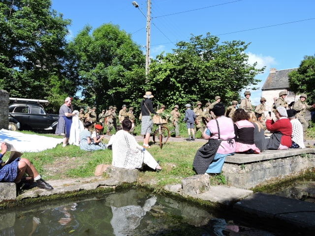 carentan liberty march juin 2015 reportage photos Dscn2811