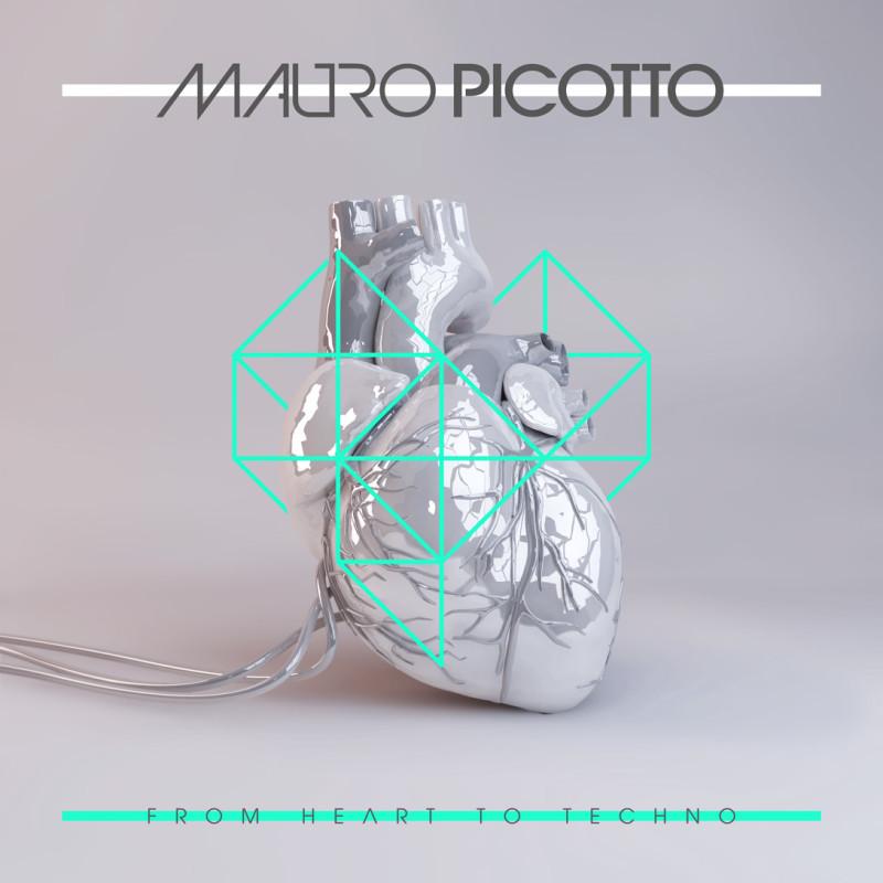 """Mauro Picotto """"Vita da dj"""" e """"From Heart To Techno"""" Cover-10"""