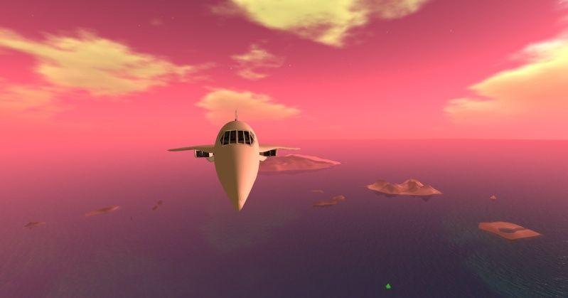 Photographies du Concorde  Concor11