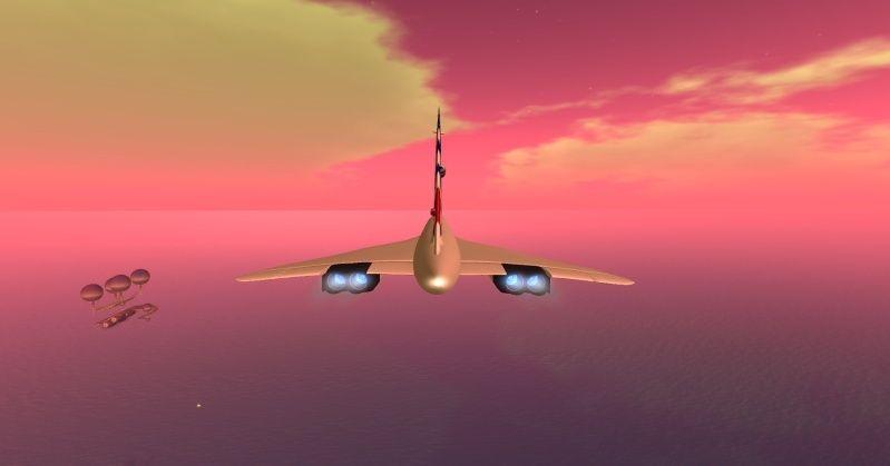 Photographies du Concorde  Concor12