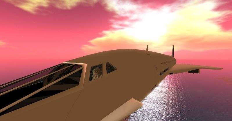 Photographies du Concorde  Concor13