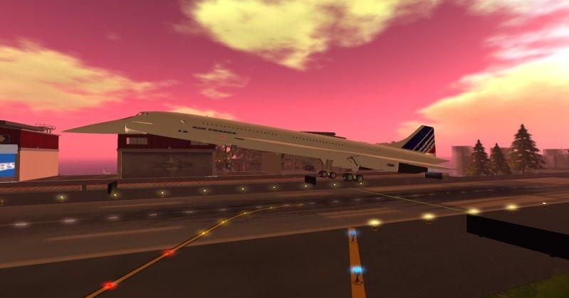 Photographies du Concorde  Concor14