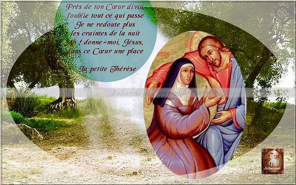 DIALOGUE mis sous la protection de ste Thérèse de l'Enfant Jésus - Page 2 Annonc11