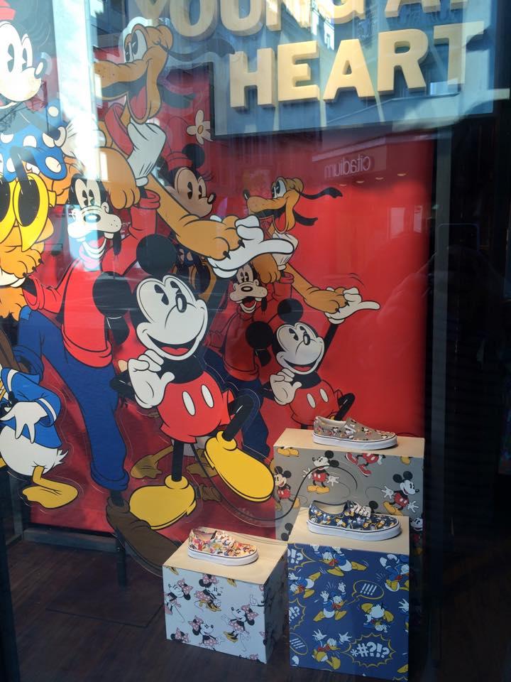 Disney And Vans 10403410