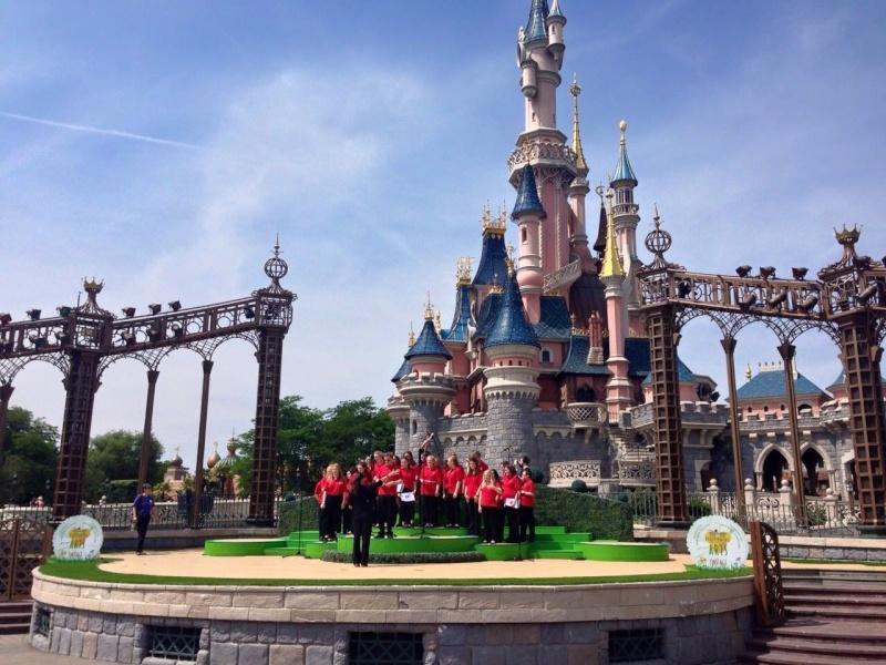Disney Performing Arts (anciennement Magic Music Days) pour le mois du juin 2015 à Disneyland Paris  10924110