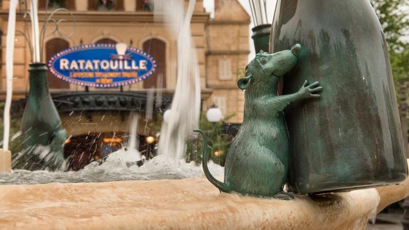 Ratatouille - L'Aventure Totalement Toquée de Rémy  - Page 37 11074310