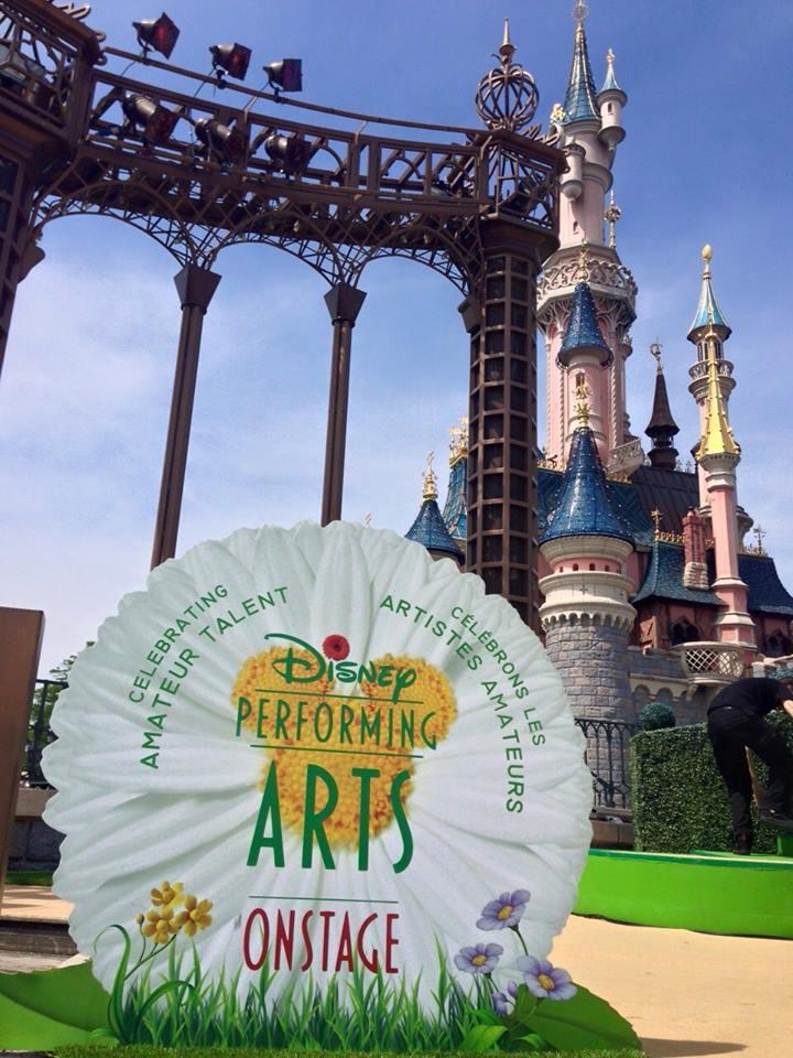 Disney Performing Arts (anciennement Magic Music Days) pour le mois du juin 2015 à Disneyland Paris  11222410