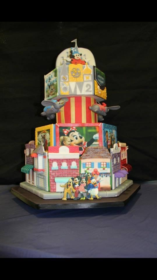 Les douceurs Disney. Patisseries, sucreries & cie - Page 13 11407210