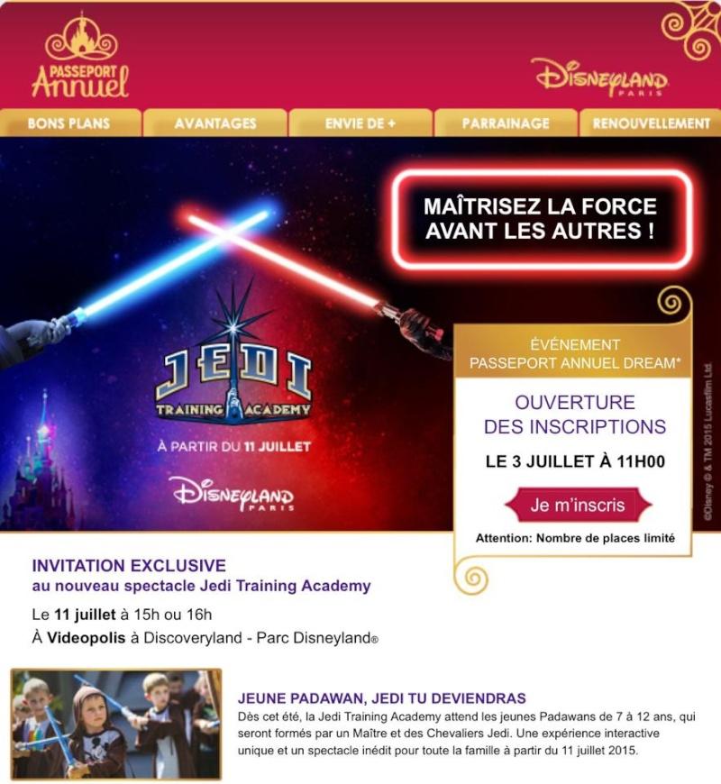 Jedi Training Academy à Vidéopolis - Page 2 11665710