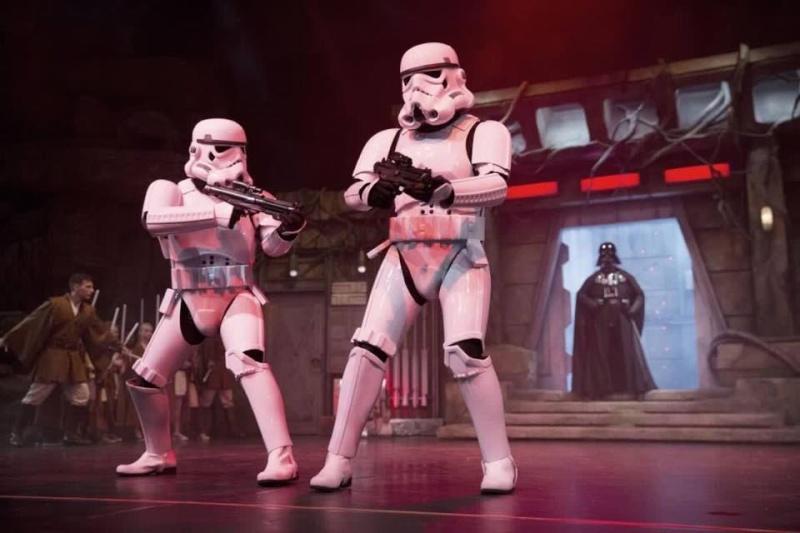 Jedi Training Academy à Vidéopolis - Page 2 419