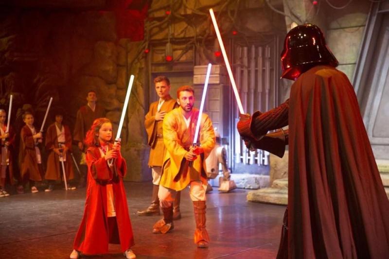 Jedi Training Academy à Vidéopolis - Page 2 E42f1810