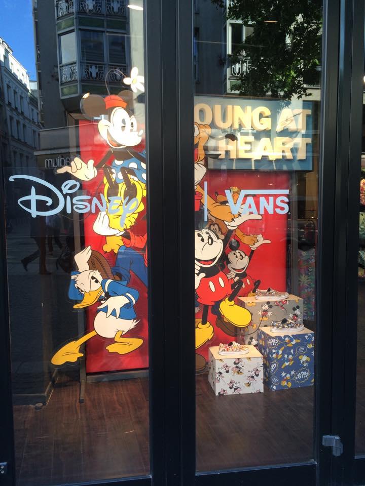 Disney And Vans Yvhuo10