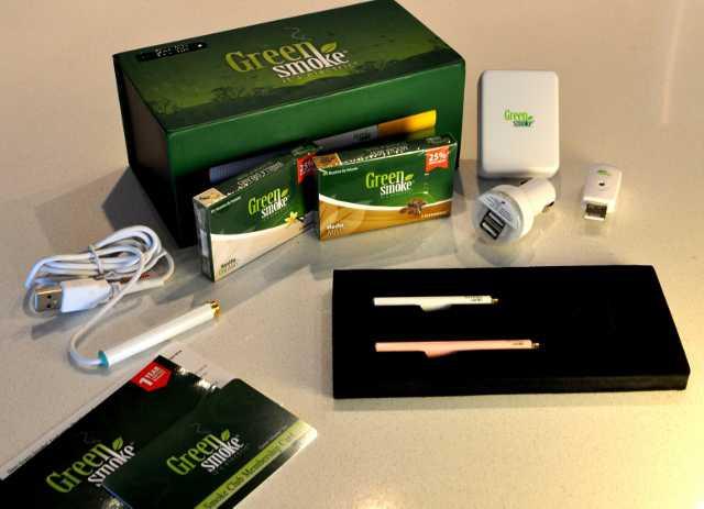 Quelles sont les ecigs fabriquées ou vendues par les cigarettiers ? Greens10