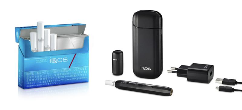 Quelles sont les ecigs fabriquées ou vendues par les cigarettiers ? Marlbo10