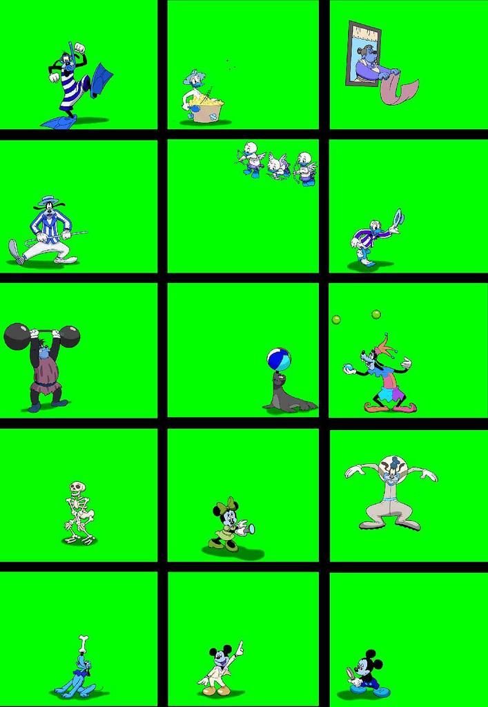 Walt Disney Karakterleri 42443610