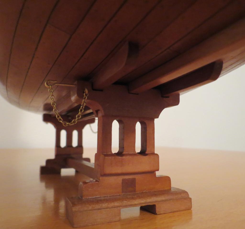 Corallina (paranzella) armata in guerra (pezzo in ferro da 18 libbre) - Marina Napoletana (flottiglia) 1811 - scala 1:24 - di Riccardo Mattera - Pagina 10 Img_4213
