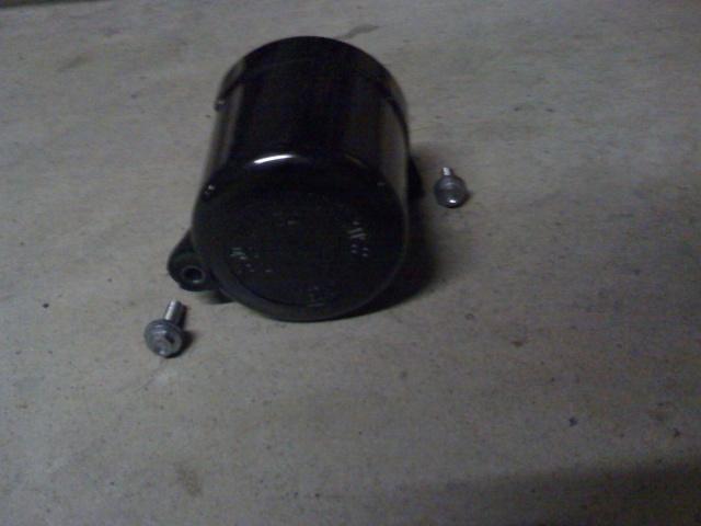 Tuto pour vidange huile moteur 26-01-16