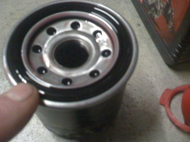 Tuto pour vidange huile moteur 26-01-19