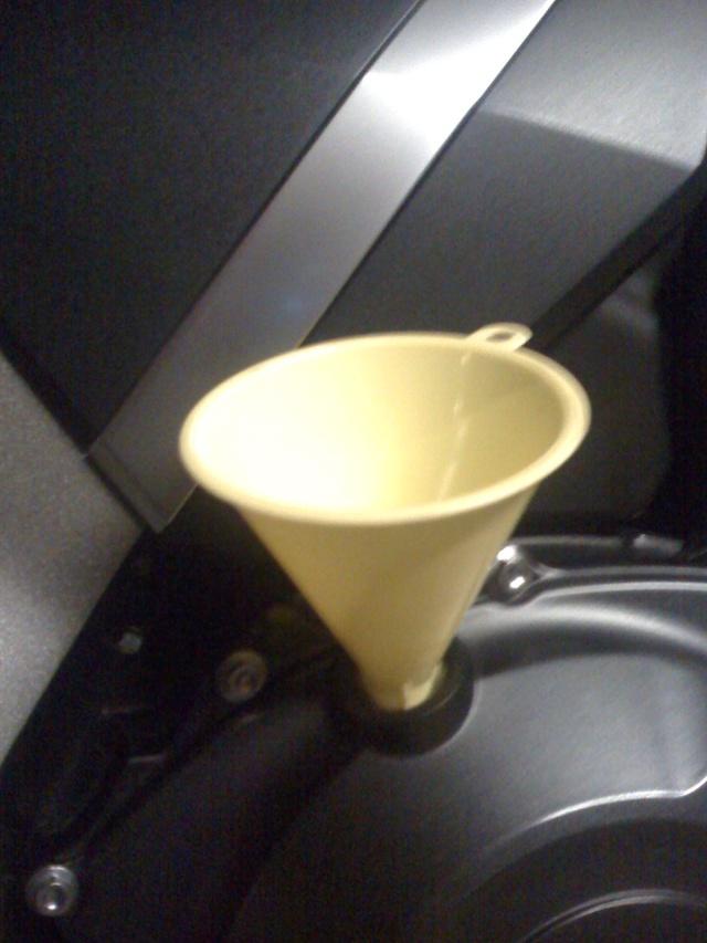 Tuto pour vidange huile moteur 26-01-20