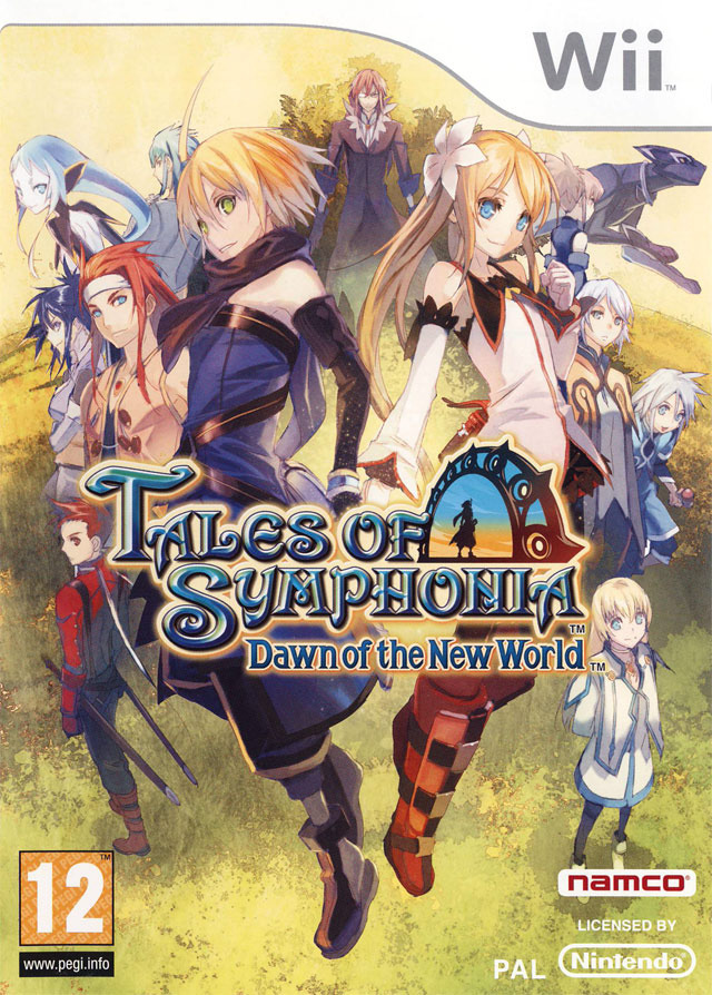 Tales Of Symphonia : Dawn Of The New World Jaquet10