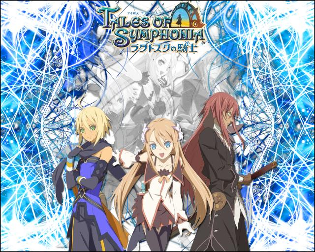 Tales Of Symphonia : Dawn Of The New World Tales_10
