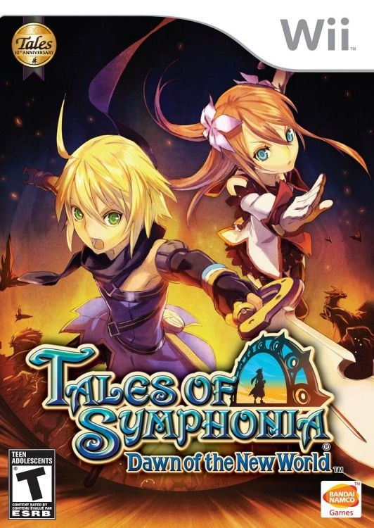 Tales Of Symphonia : Dawn Of The New World Tales_11
