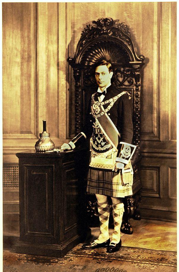 The Duke of York as Grand Master Mason of the Grand Lodge of Scotland 11745310