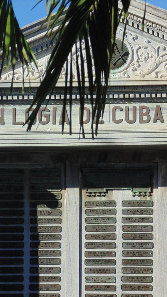 LA GRAN LOGIA DE CUBA H710