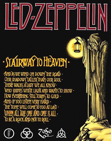 Led Zeppelin  ***   Stairway to Heaven Live (HD) Mpw-3010