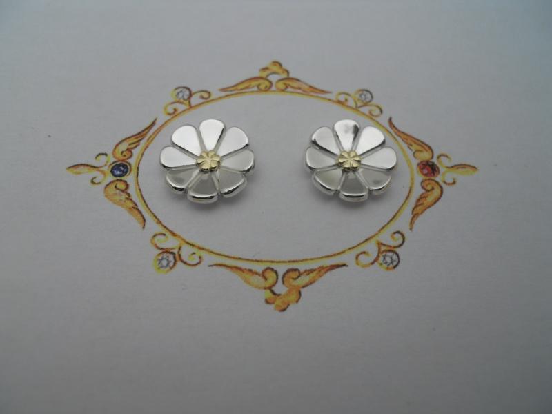 B.O. fleurs argent et or Dscn7712