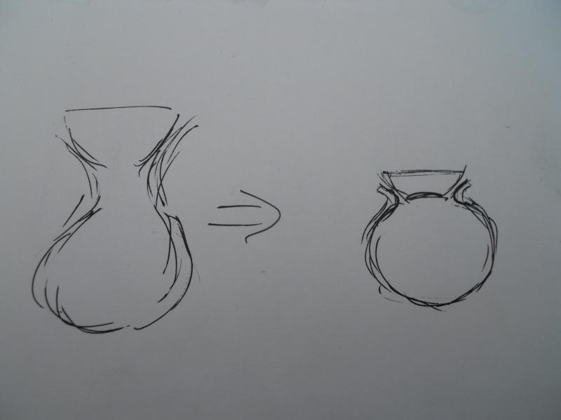 Bague oméga avec serti en dôme  Dscn7714