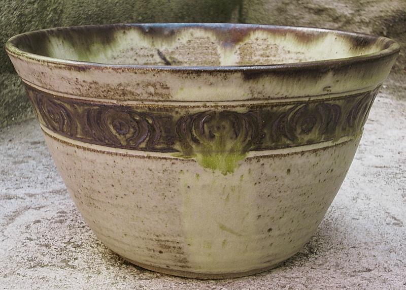 Large Studio Pottery Bowl Imgp1512