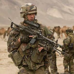 le FN Minimi  10848110