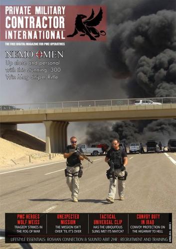 """Une nouvelle revue (en anglais): """"Private Military Contractor International"""" 32310210"""