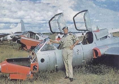 pilote et mercenaire  sur fouga-magister Fougac10