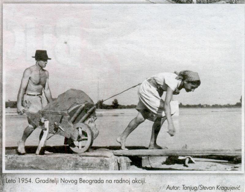 Istorijat radnih akcija  Nbg19510