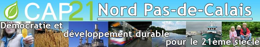 Forum de CAP21 Nord Pas-de-Calais