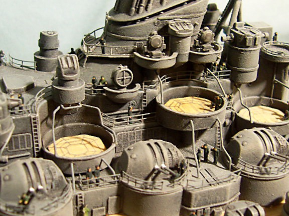 Step by Step building the IJN Yamato - Page 3 Sv200036