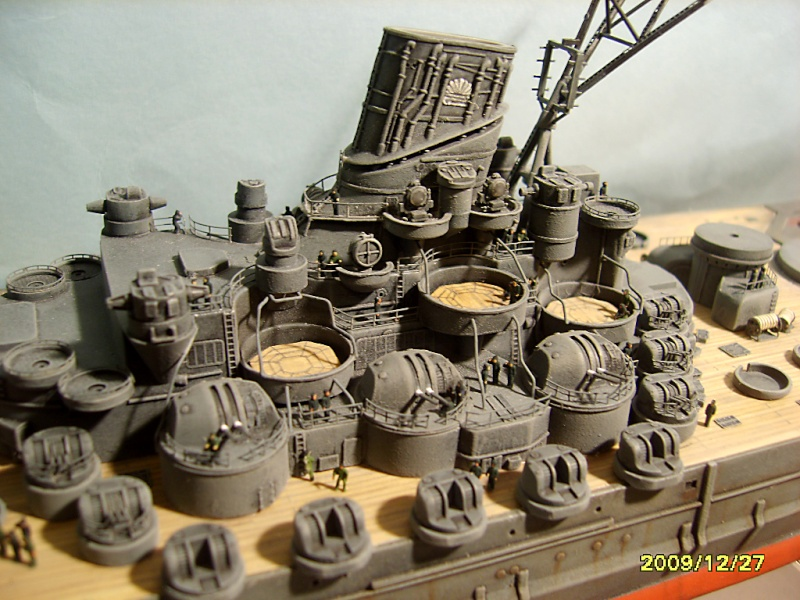 Step by Step building the IJN Yamato - Page 3 Sv200038