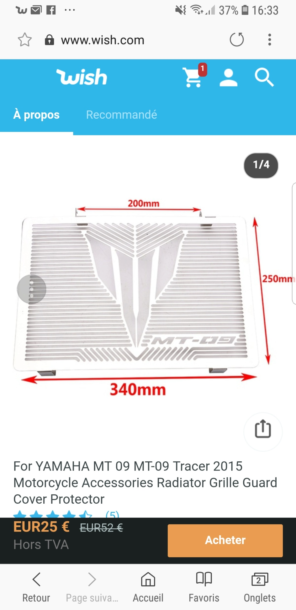 Taille grille radiateur  Screen10