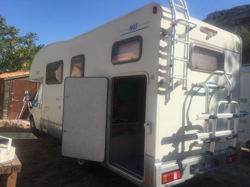 [MK6] Mon camping car sur Transit de 2004 Rimor_10