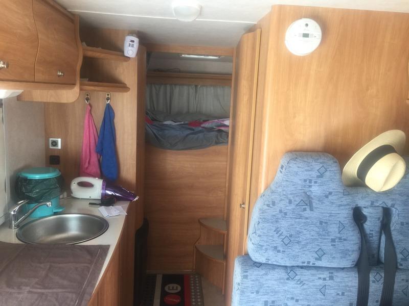 [MK6] Mon camping car sur Transit de 2004 Rimor_11
