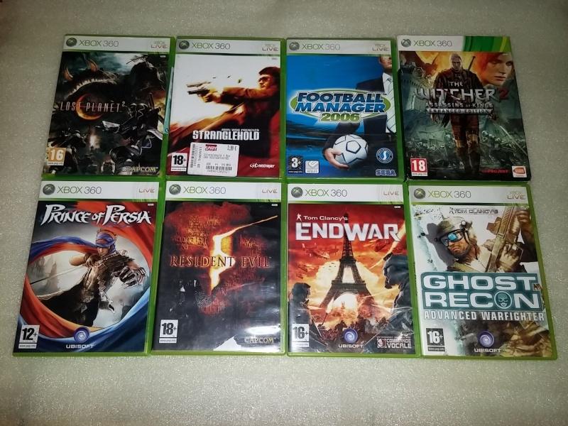 [VDS et ECH] La nouvelle boutique d'homerced ! Jeux consoles et ordis ! Xbox3610